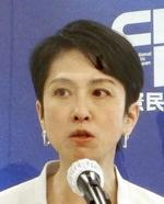 立憲民主党の蓮舫代表代行
