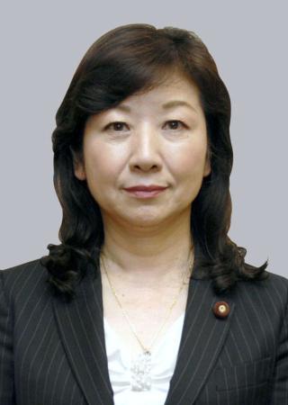 自民党の野田聖子幹事長代行